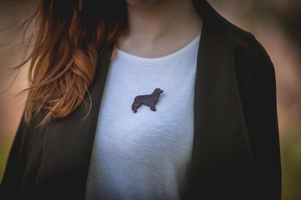 Psí brož Australský Ovčák